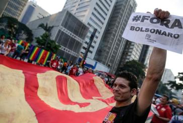 Brasil | Fuerte paro general con movilizaciones