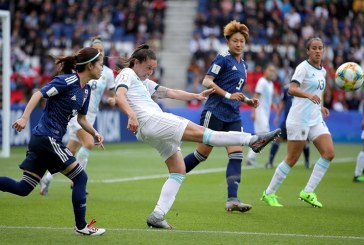 Mundial de Fútbol Femenino   Argentina consiguió su primer punto en la historia