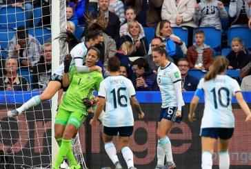 Mundial de Fútbol   Tras Inglaterra, las argentinas se enfrentarán a Escocia