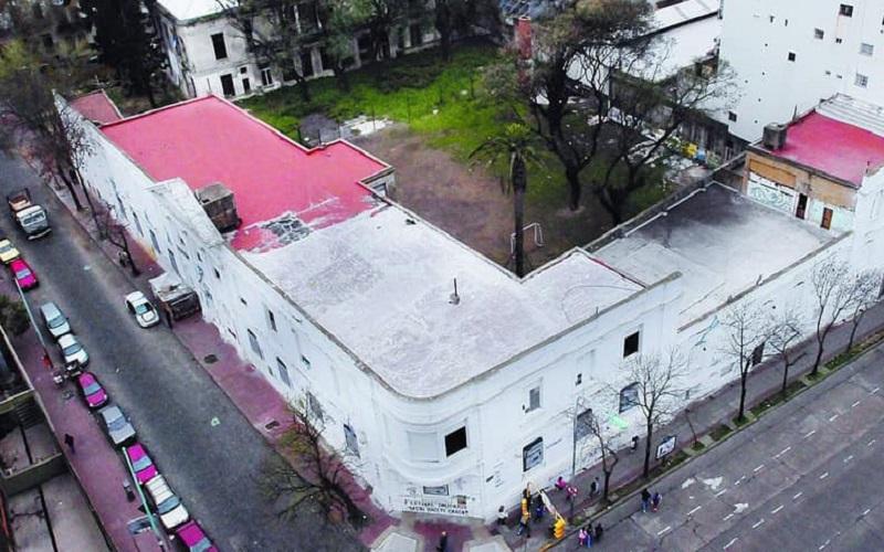 Ciudad | Impulsan proyecto para que CESAC 15 funcione en ex Padelai