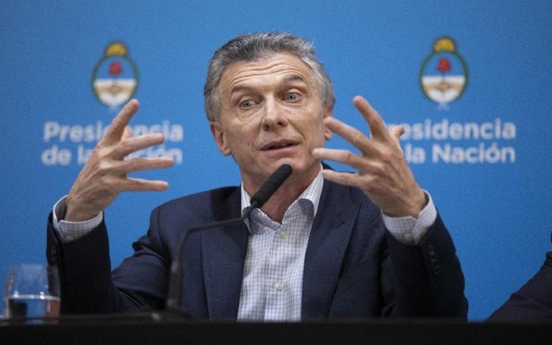 El delirium trémens de Mauricio ante la derrota en las PASO en Argentina